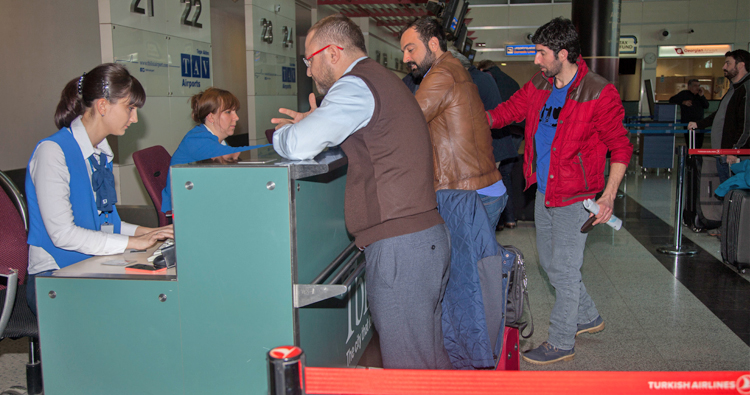 73% مسافران وارد شده در کشور توریست هستند