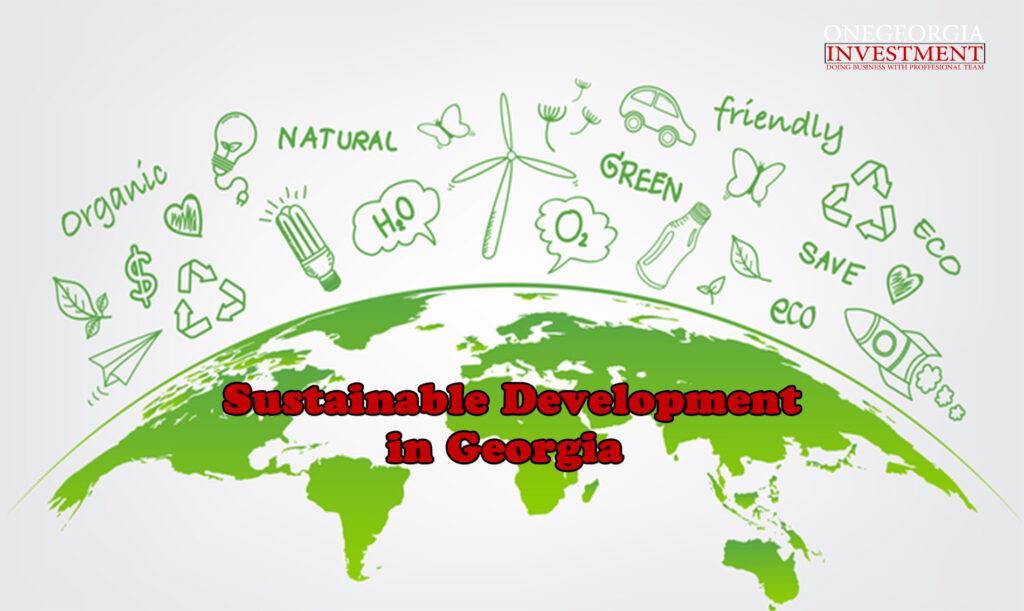 توسعه پایدار در گرجستان از گذشته تا کنون