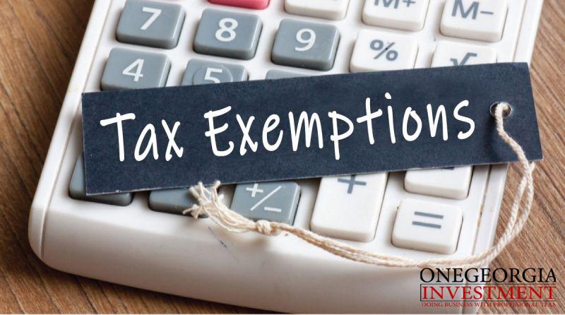 Salary tax in Georgia